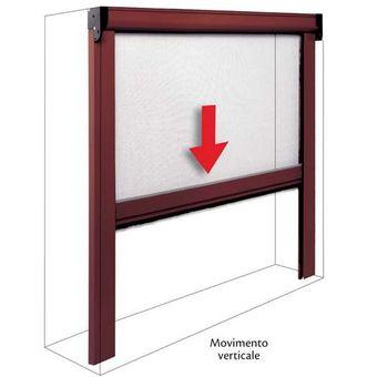 Zanzariere finestre grate persiane porte blindate e - Zanzariera finestra prezzo ...